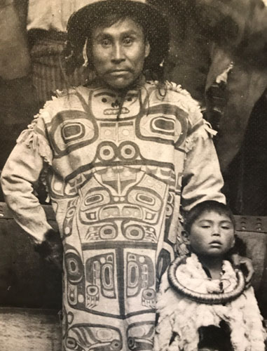 Tlingit Antique Photo